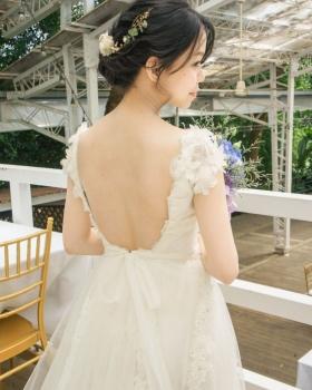 Kylie Tsai bride-傳慧