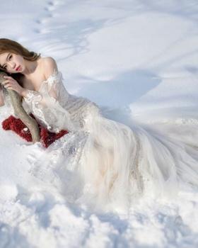 Kylie Tsai bride-奕璇