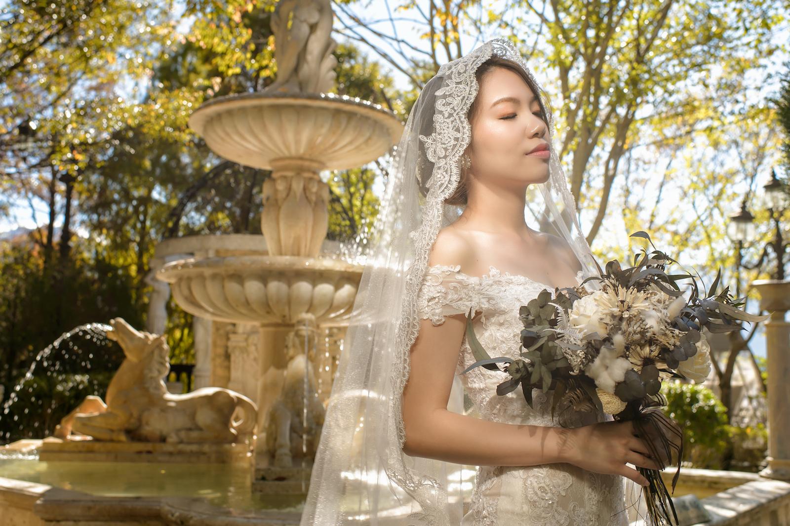 [妝感]平眉真的適合妳嗎?厭倦了每個新娘妝都一樣了嗎?