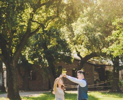 【美式婚紗照】|顏氏牧場|記錄著最真實最開心的我們