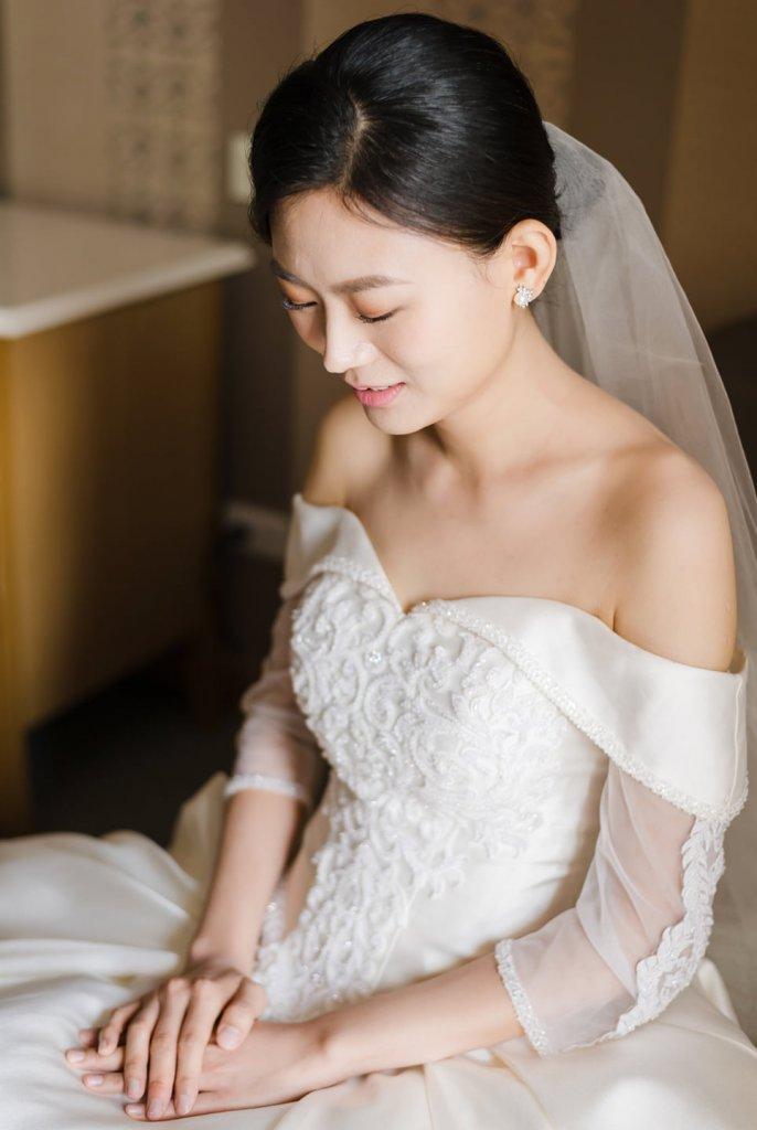 新娘造型/台北新秘