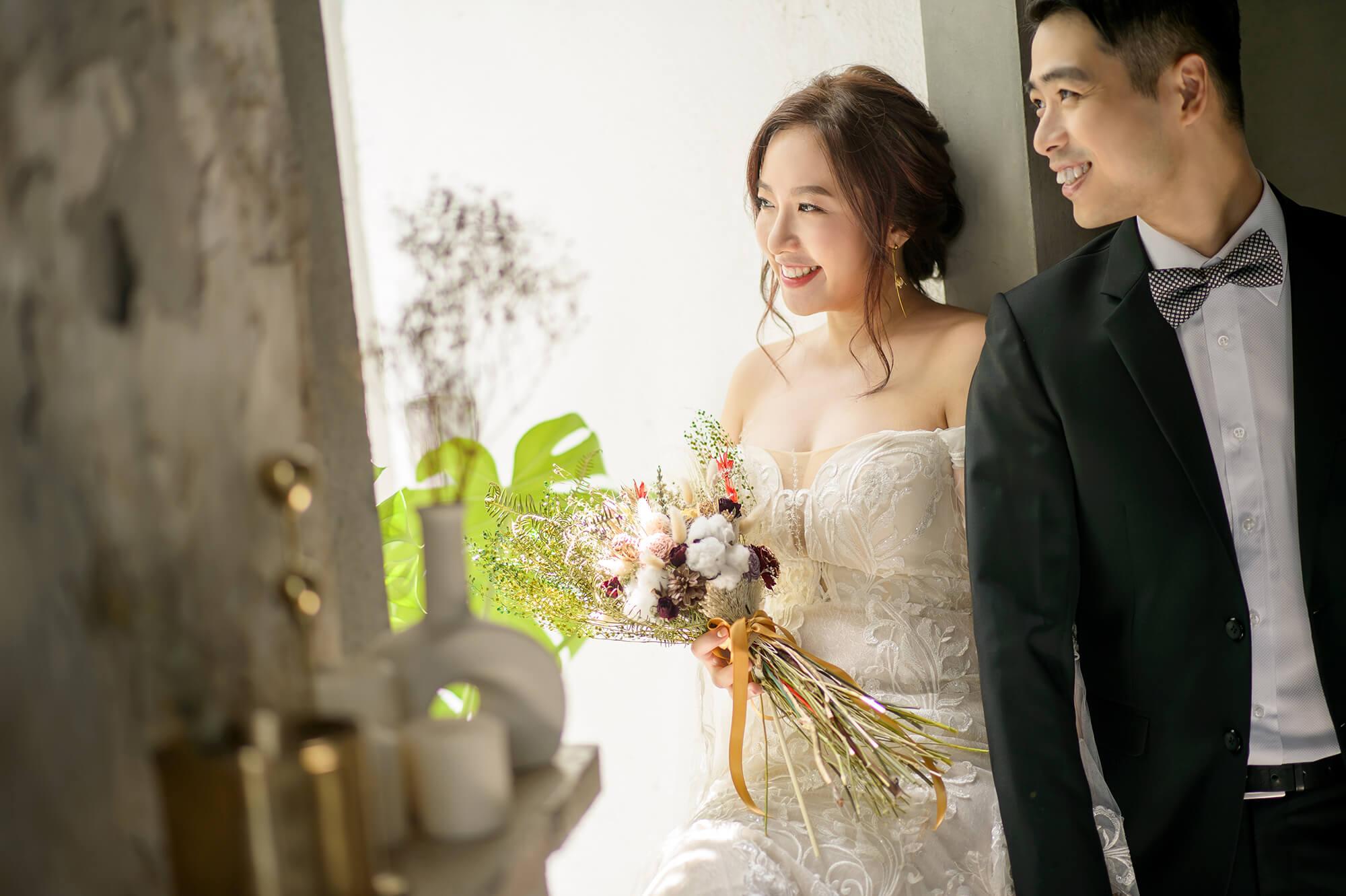 [自助婚紗] 志欣&阿ken | 詹囍氣攝影工作室
